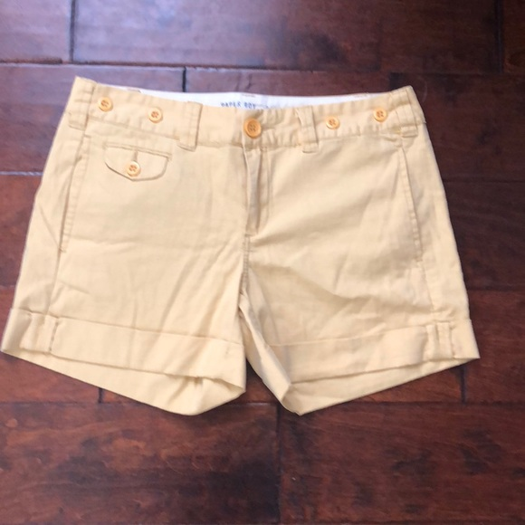 Anthropologie Pants - Anthropologie chino shorts